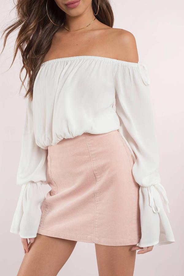 white blouse naomi white off shoulder blouse naomi white off shoulder blouse ... bqhghiu