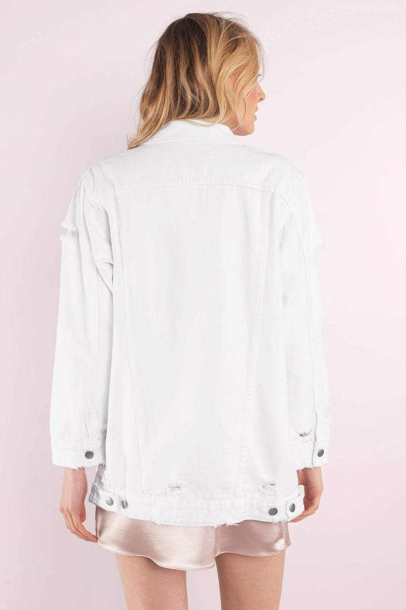 white jacket white ... zgonsta
