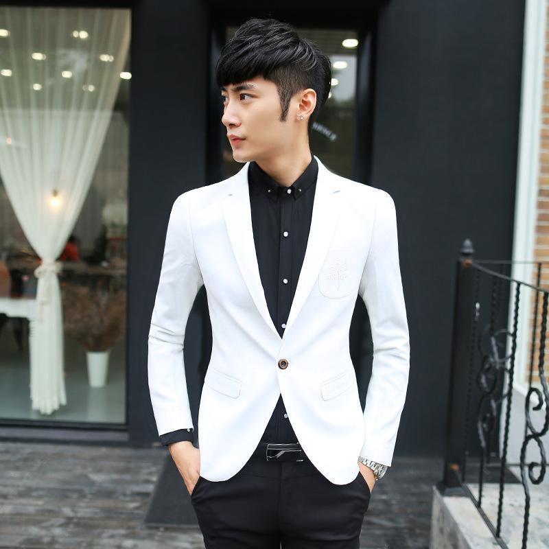 white suits for men 2018 menu0027s slim fit