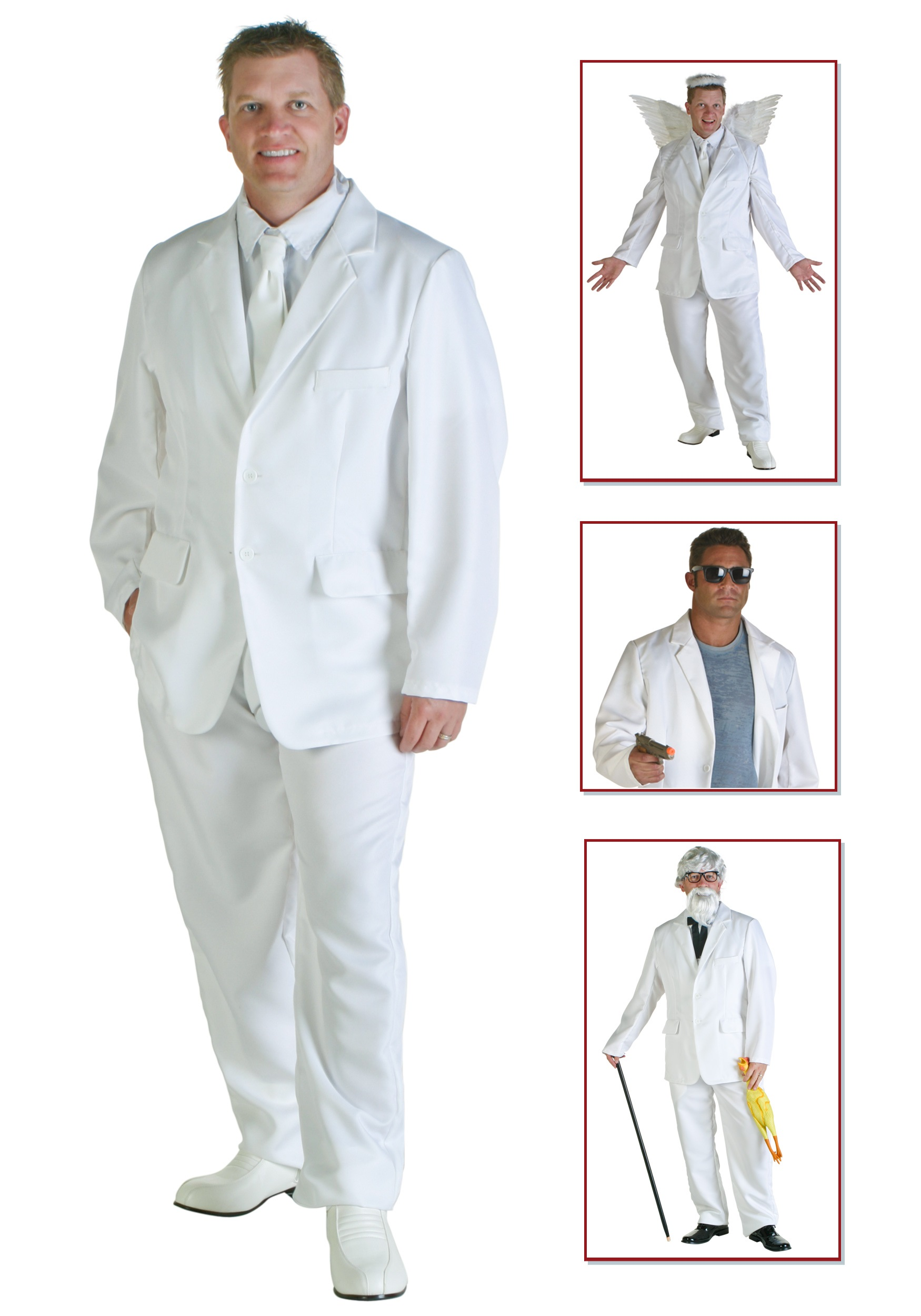Tips to buy white suits for men – thefashiontamer.com