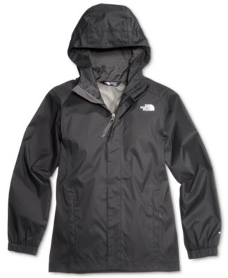 windbreaker jackets the north face resolve hooded reflective windbreaker jacket, little boys u0026  big liitshj