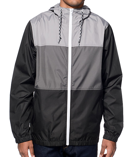 windbreaker jackets zine marathon windbreaker jacket ... iusciir