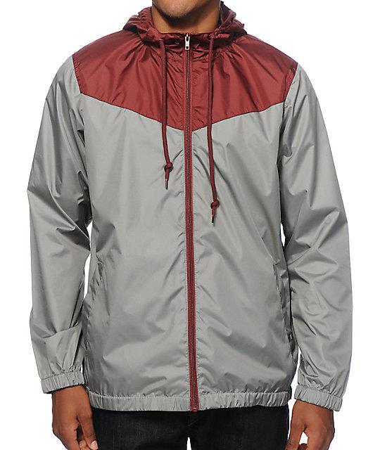 windbreaker jackets zine sprint windbreaker jacket ... swxfvjm