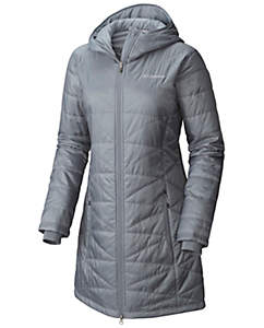 winter jackets womenu0027s mighty lite™ hooded jacket dflfysb