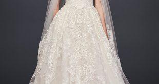winter wedding dresses oleg cassini high neck tank lace wedding dress ndxnkjy