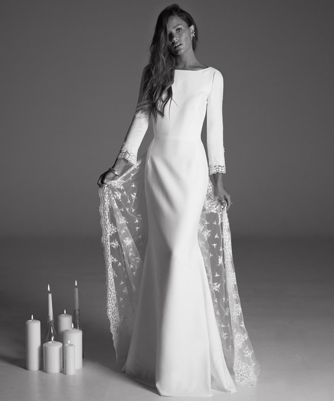 winter wedding dresses this is what the perfect winter wedding dress should look like, according rtoegqb