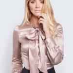 Satin Blouse: Perfect For Women's Wardrobe