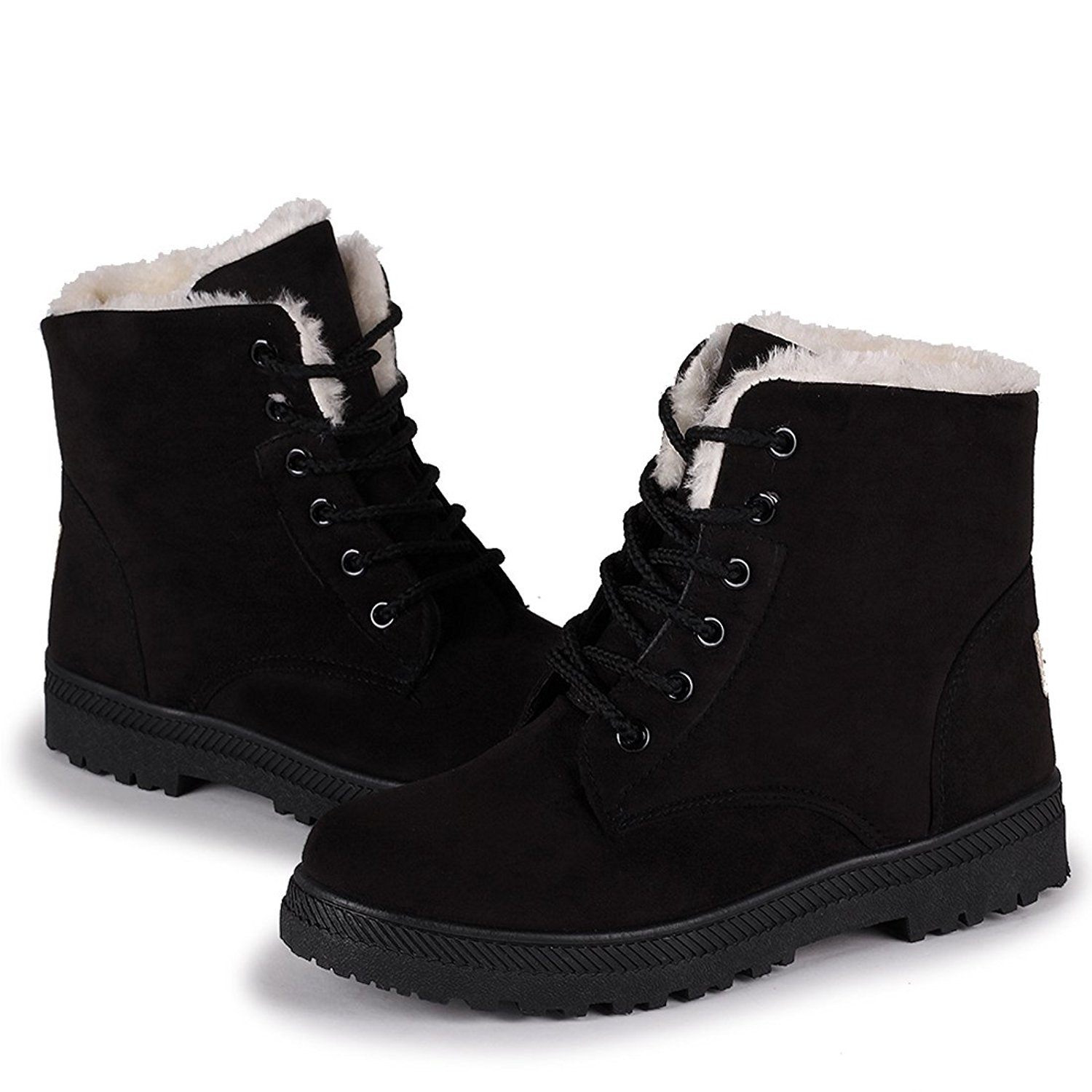 women winter boots amazon.com | susanny suede flat platform sneaker shoes plus velvet winter  womenu0027s ylihgzk