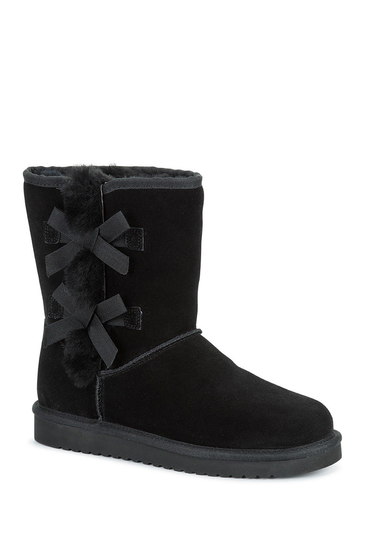 women winter boots koolaburra by ugg - victoria short genuine sheepskin u0026 faux fur boot ulacmga