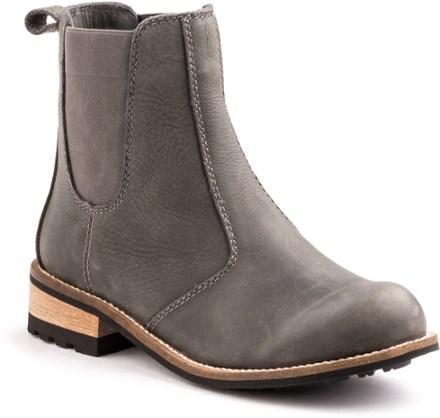 womens boots kodiak alma boots - womenu0027s grey khcadpp