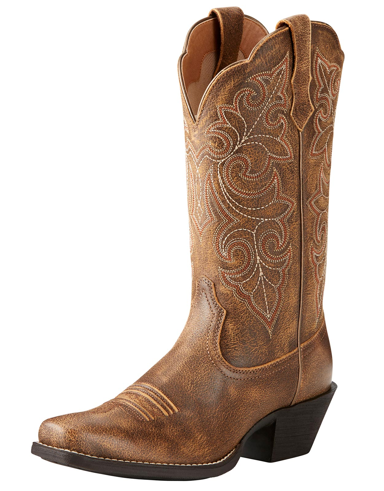 womens cowboy boots ariat womenu0027s round up 11