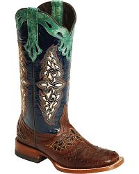 womens cowboy boots womenu0027s exotic boots outfavp