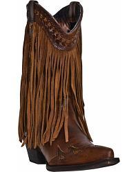 womens cowboy boots womenu0027s fringe boots zynktet