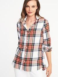 womens flannel shirt classic flannel shirt for women ufkxmet