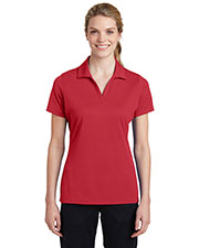 womens polo shirts 47%off sport-tek lst640 womenu0027s posi-charge racermesh polo at gotapparel ilqomav