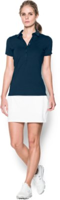 womens polo shirts best seller womenu0027s ua zinger short sleeve polo $59.99 srifrcf