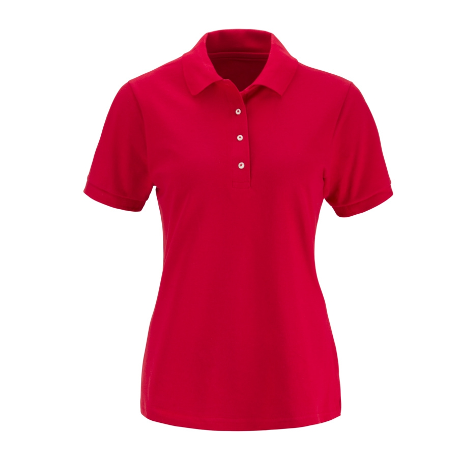 womens polo shirts jerzees® ring-spun cotton pique 6.5-ounce womenu0027s short sleeve polo shirt wzcezsw