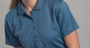 womens polo shirts ... womens moisture management hi-performance polo shirt dytxpjz