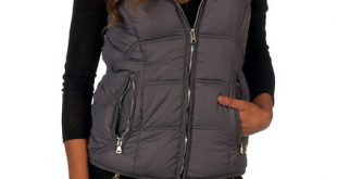 womens puffer vest home / womens shop by brands / ymi / fully lined faux fur xtscadn