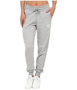 womens sweatpants image is loading nwt-adidas-cuffed-slim-tp-in-xl-gray- iyblsqj