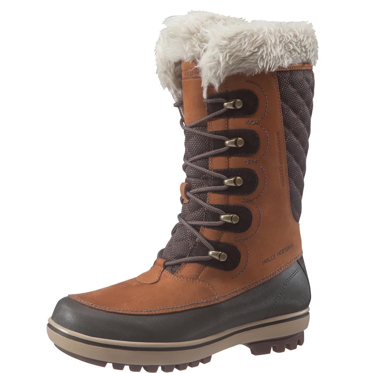 womens walking boots image of helly hansen garibaldi d-ring walking boots (womenu0027s) - whiskey/  ... afgofzu