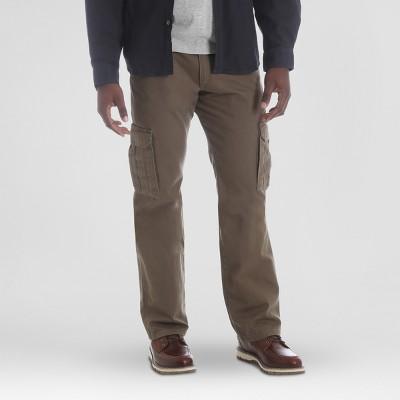 wrangler® menu0027s cargo pants dofyuqk