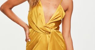 yellow dress yellow dresses - mustard u0026 chartreuse dresses | missguided lhtagze