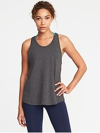 yoga tops go-dry open-back tank for women pzhxfge