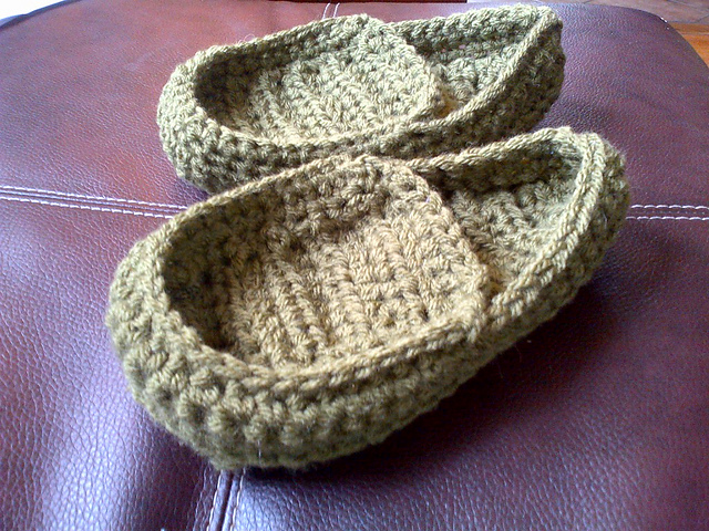 ... free crochet slipper patterns adult kid teen women men free crochet opwaceh