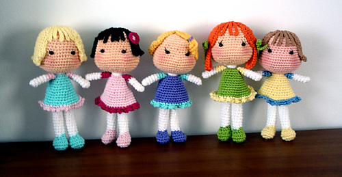 15 free #crochet doll patterns - on moogly! flmdquk