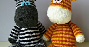 a guide about knitted toys ecanpms