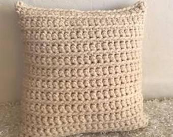 accent throw wool blend crochet pillow cover only 12 cnxuxqr