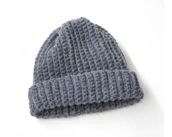 adultu0027s easy crochet hat cmduxxk