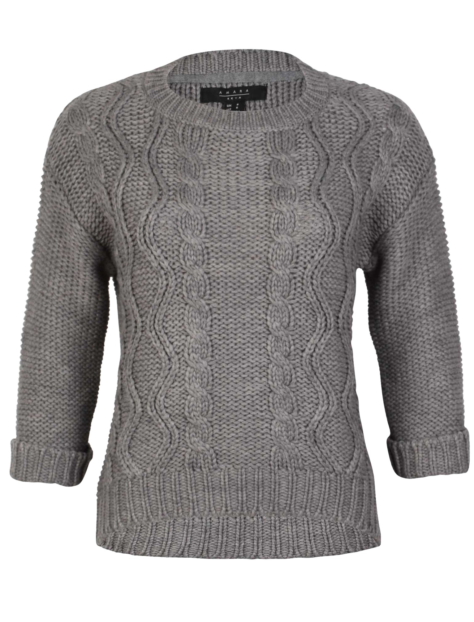 amara reya buttercup cable knit jumper chmyhmf