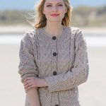 More About Cable Knit Cardigans