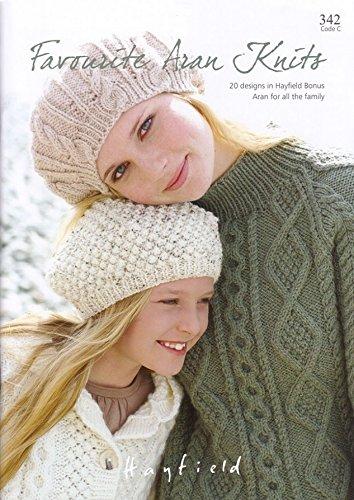 aran knitting patterns sirdar knitting pattern book - favorite aran knits tgybqkn