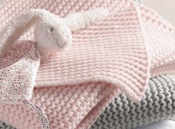 Baby Blanket Knitting Patterns baby blanket knitting pattern for beginners easy baby crib throw organic  cotton rycwjur