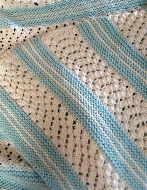 Baby Blanket Knitting Patterns free knitting pattern for easy garter stitch baby blanket cuoerxw