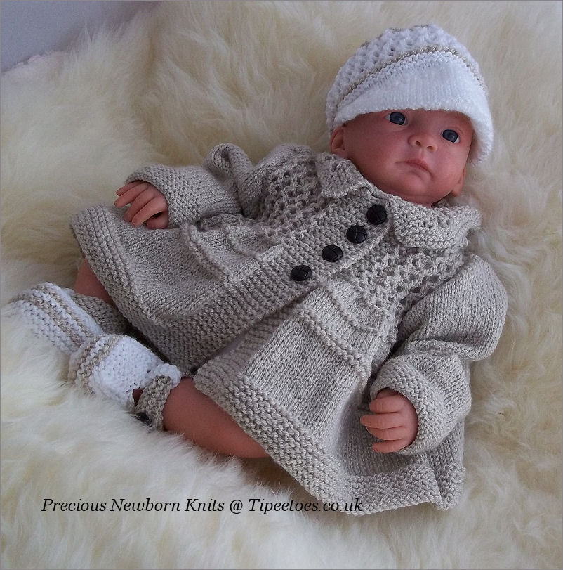 baby knitting patterns tipeetoes designer baby outfits, knitting