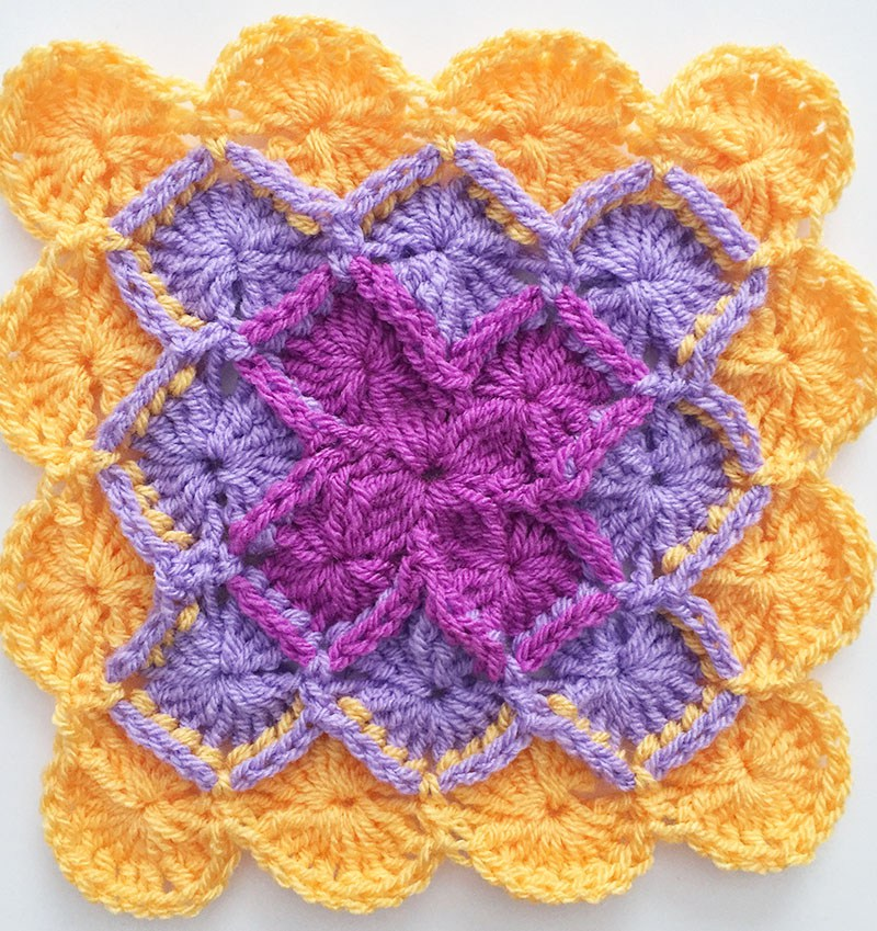 Bavarian Crochet – for Colorful Looks