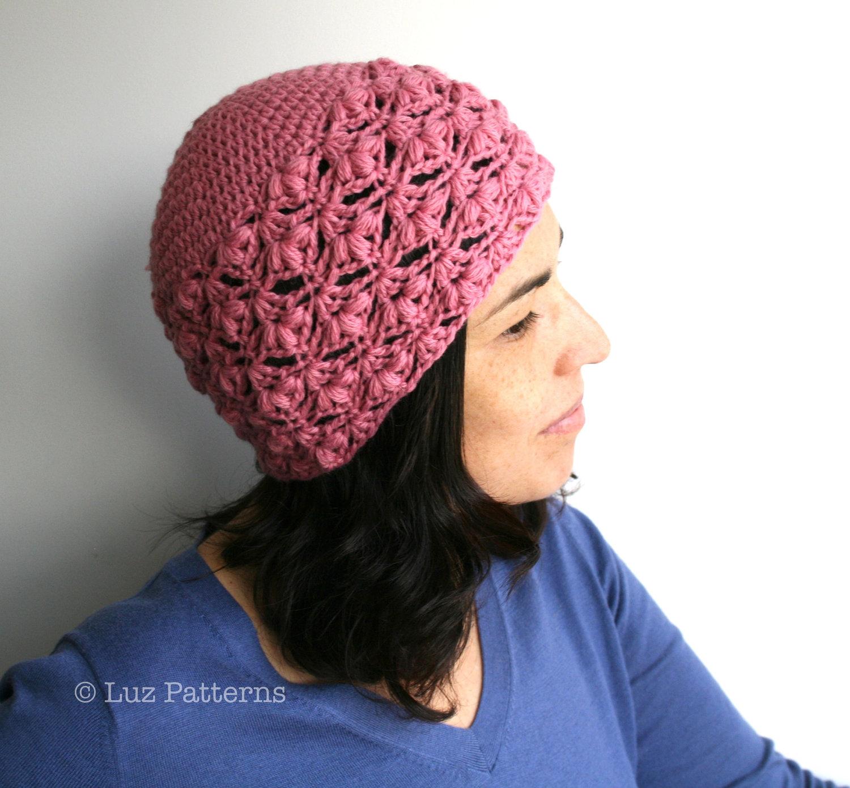beanie crochet pattern 🔎zoom nrkydry
