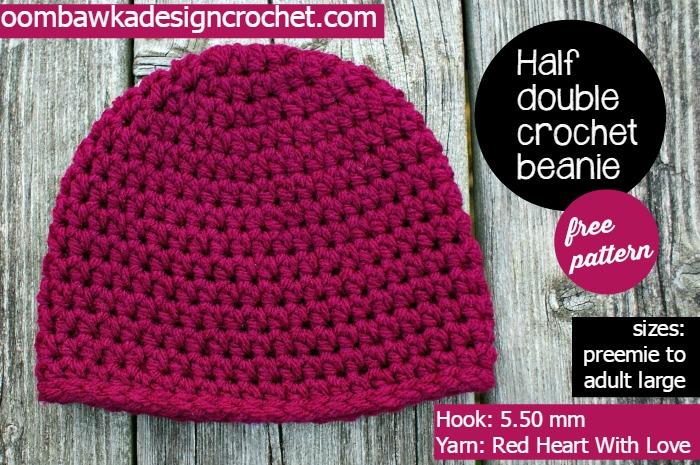 beanie crochet pattern half double crochet basic beanie - my most requested hat pattern zmsjsjr