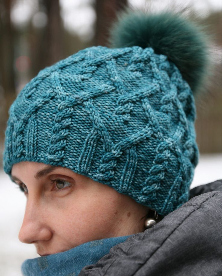beanie knitting pattern free knitting pattern for agathis hat - versatile cable hat by agata jsfjywn