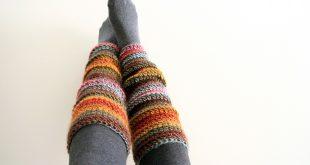 beginner crochet leg warmers - youtube rpzmqkc