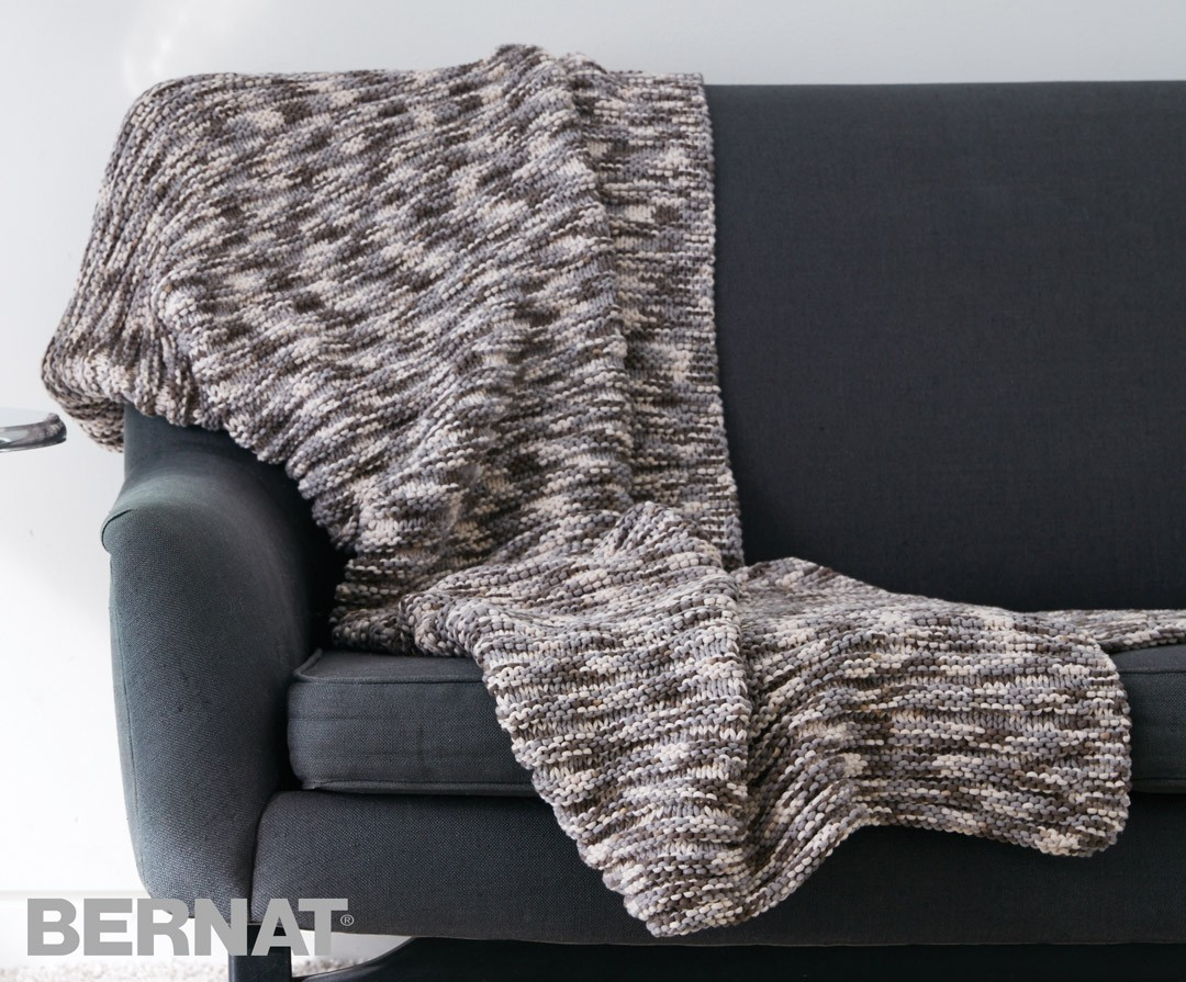 bernat patterns ridges blanket hokmqwd