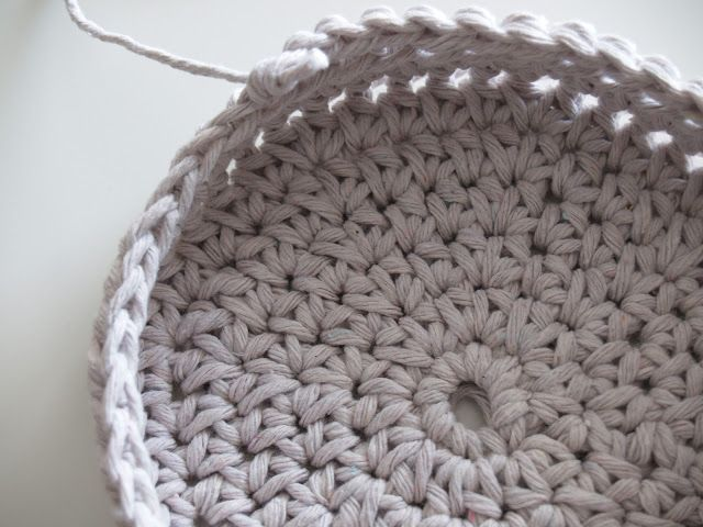 best 25+ crochet basket pattern ideas on pinterest | crotchet blanket,  crocheting qdgiaiu