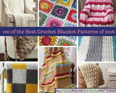 Best Crochet Blanket Patterns 100 best crochet blanket patterns of 2016 arqqhmp