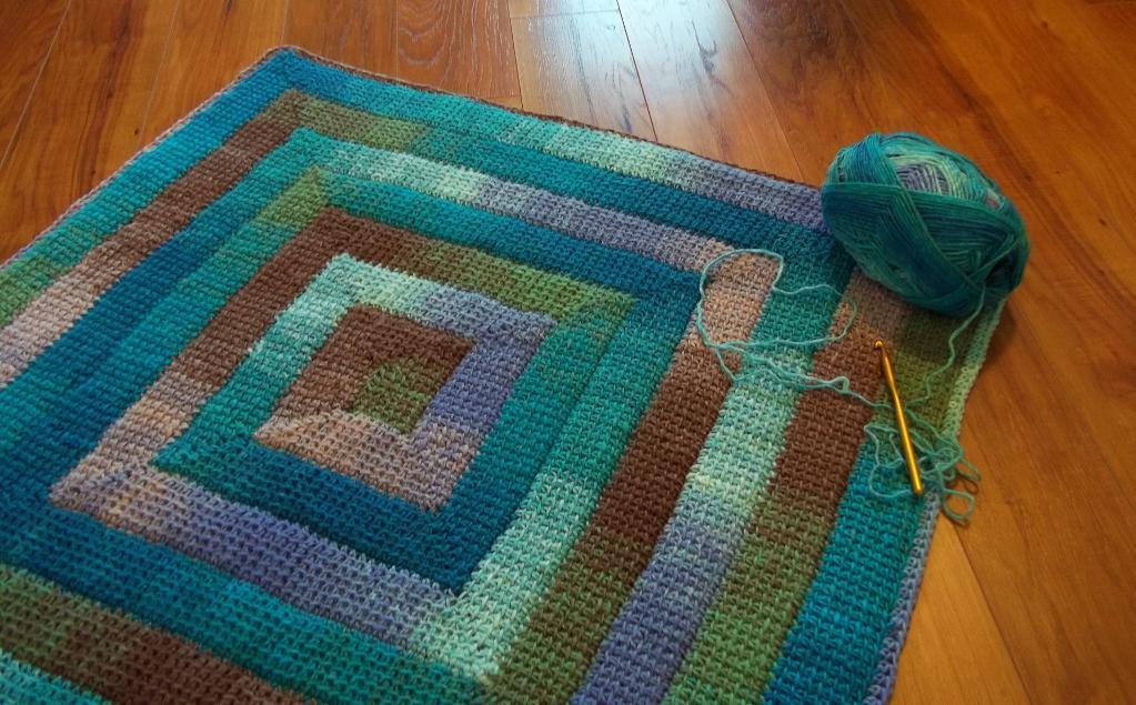 Best Crochet Blanket Patterns simply spiraled blanket on craftsy.com vvdboda