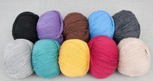 Best Wool Yarn colorful merinio knitting and crochet yarn yqfihiv