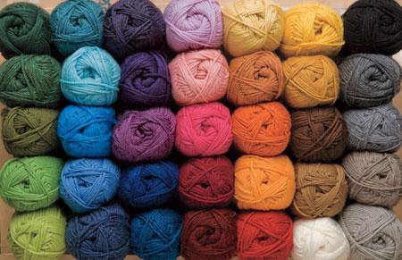 Best Wool Yarn fiber content: 100% superwash merino wool weight: worsted weight knitting  gauge: 4.5 vglespc